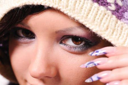 Attractive girl Stock Photo - 6500236