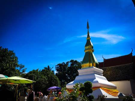 relics: Relics of thailand Stock Photo