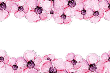 Seamless pattern with poppy flowers. Design of backgrounds, patterns, packaging, fabric, wallpaper, wrappers bedding invitations greetings weddings cards