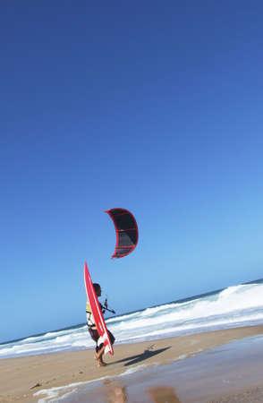 rapidity:  Kitesurfing in Florianopois - Brazil
