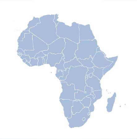Big Safari desert equator district zone shape on white backdrop. Freehand line dark black ink hand drawn symbolic web logo emblem pictogram frame in art modern grunge doodle cartoon style pen on paper