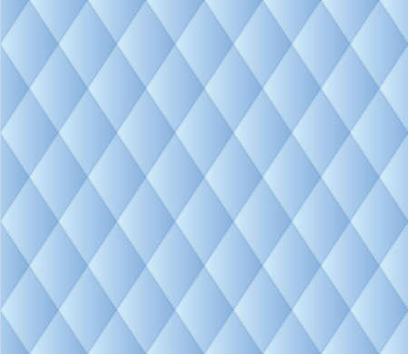 Vector background. Pattern texture fabric, stitched diamonds