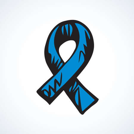 symbol pin of Peace, achalasia, mouth tumor, dysautonomia, Adrenocortical carcinoma, transverse myelitis, tuberous sclerosis, Stevens-Johnson syndrome. Hand drawn doodle graphic emblem of issue concept