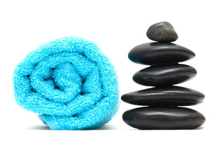 lastone therapy: feng shui concept isolated