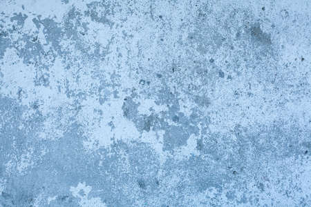 Old blue textures wall background. Perfect background with space. Stock Photo