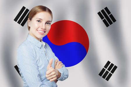 The Republic of Korea concept.