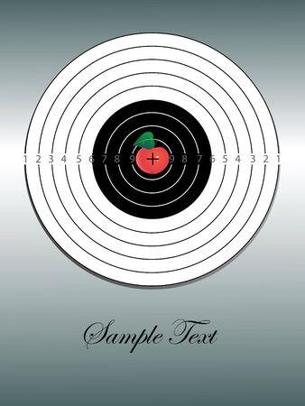 Concept. Selecting purpose Stock Vector - 6731460