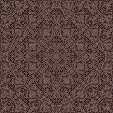 ocher: Background  Arabic floral pattern  Simples Illustration