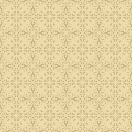 rapport: Background  Arabic floral pattern  Simples  Vector