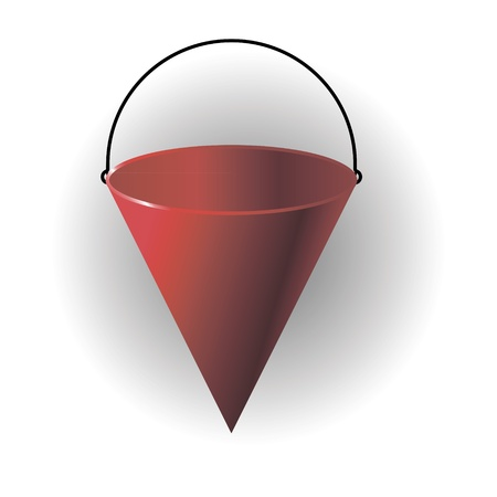 vigilance: Image of red buckets for fire safety