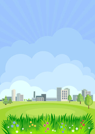 multi storey: the image of the landscape  the nature of the city, and clouds