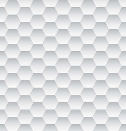Monochrome Abstract Hexagon Texture. Hexagon pattern background. Vector illustration