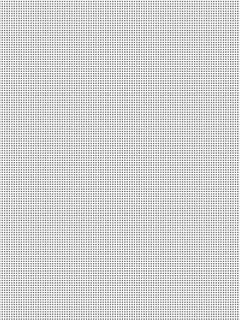 Simple small dot pattern, seamless vector background. Simple black and white dotted minimalistic pattern