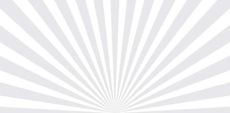 popular abstract white ray star burst background television vintage. Vector illustration Vettoriali