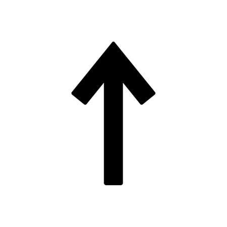 Arrow icon vector. Arrow symbol for your web site design,  app, UI. Vector illustration
