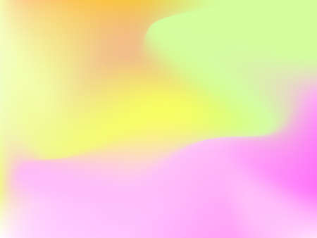 Gradient Blurred Abstract Background. For Greeting Card, Flyer, Poster, Brochure, Banner Calendar