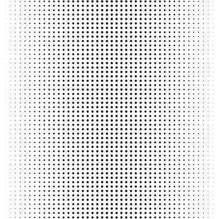 abstract grunge halftone dot texture background. Blurred decorative design in abstract style with bubbles. Vector illustration