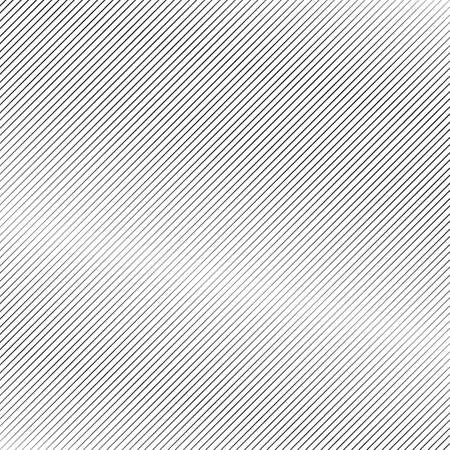 Diagonal lines pattern, vector seamless background. eps10 Stock Illustratie