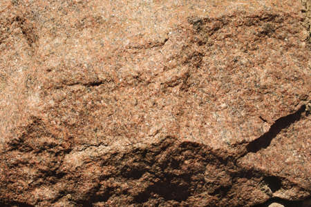 Aged rough stone texture with cavities