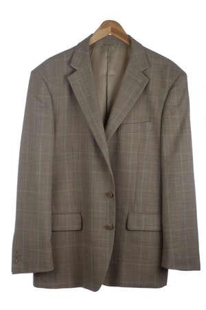 Retro vintage jackets and sport coats photo