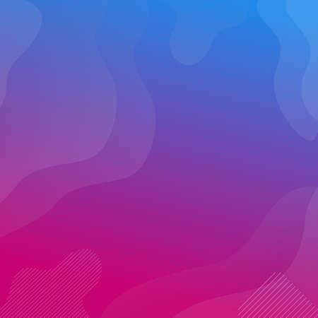 violet, blue, purple, pink blur gradient Vector curved background eps10