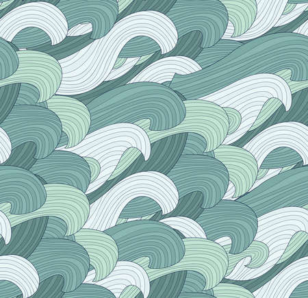 abstract waves background: Abstract waves background. Vector