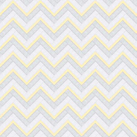 amarillo: Vintage Seamless Pattern Chevron Vectores