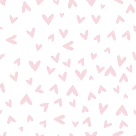 빈티지 장미 quarz 벡터 하트 원활한 패턴 일러스트