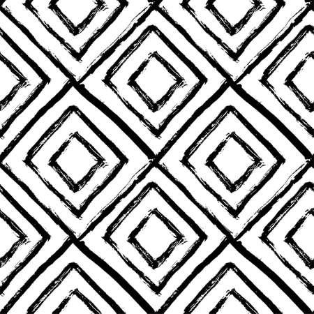 tiré par la main seamless pattern. texturé grunge texturé fond monochrome texture monochrome . vector illustration . monochrome et le design grunge. texture avec le croquis tendance . conception graphique .