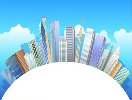 dense: Urban and dense buildings