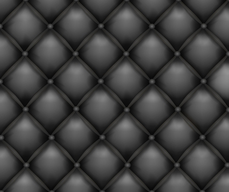 texture leather: Texture leather upholstery sofa. Black background