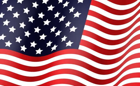 us state flag: American flag
