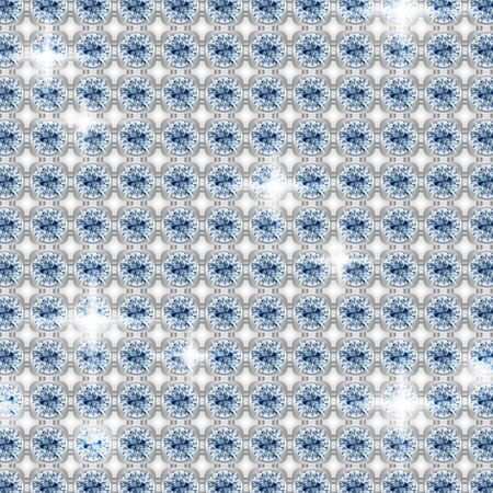 diamond background: Shiny diamond background Stock Photo