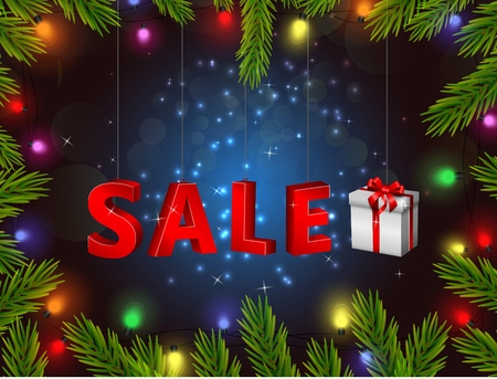 text 3d: Christmas Gift Boxes of sale