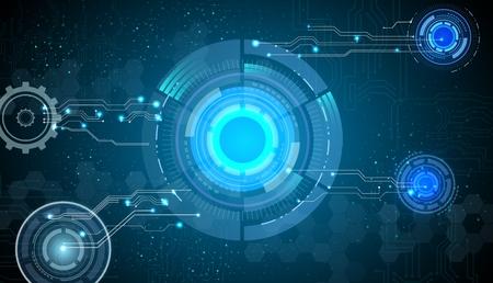 codigo binario: Fondo de tecnolog?a abstracto