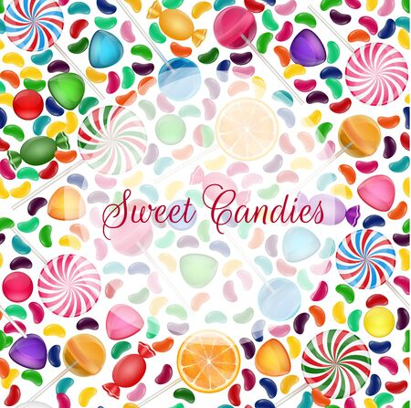 jelly beans: Colorful candy background with jelly beans, and jelly candies
