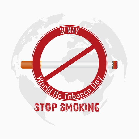 World No Tobacco Day for stop smoking