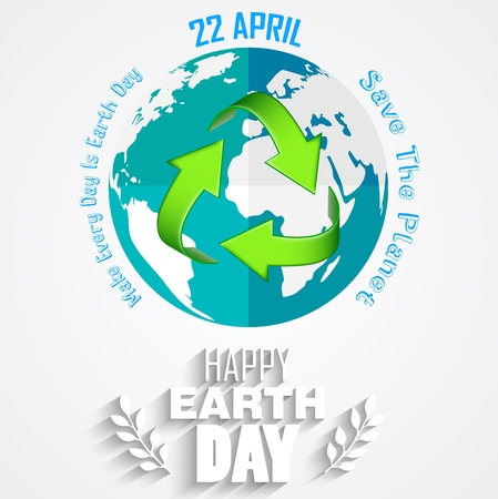 earth day: Happy Earth Day background