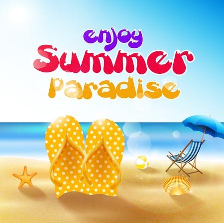 enjoy: Enjoy Beach summer