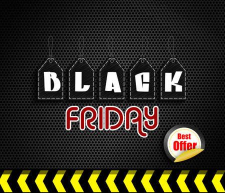 black: Black Friday offer sale