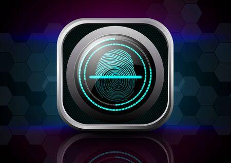 scanner: Fingerprint Scanner