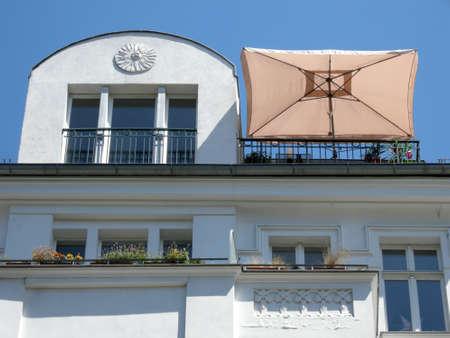 stay beautiful: Penthouse in Berlin Prenzlauer Berg, Germany