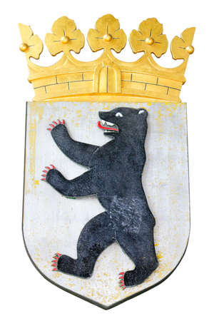 allegorical: Coat of arms of Berlin, Germany