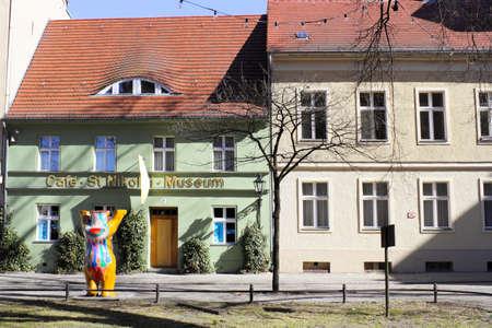 spandau: Old Town in Berlin Spandau, Germany