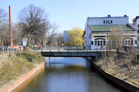 spandau: Kolk district Berlin Spandau Editorial