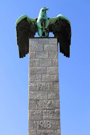spandau: First World War memorial