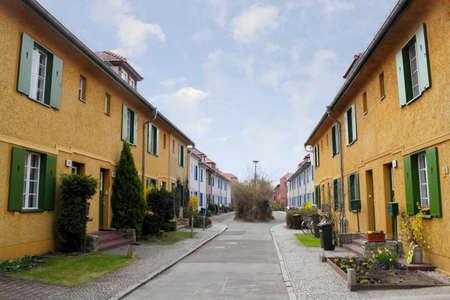 better living: Forest estate in Berlin Lichtenberg Editorial