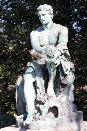 spandau: Sculpture Spandau Citadel