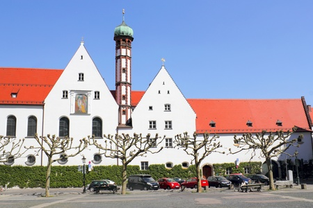 franciscan: Augsburg monastery of the Franciscan Sisters