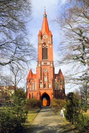 paulus: Berlin Paulus Church